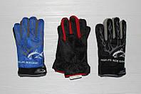 Мужские перчатки спортивные на плюшевой подкладке