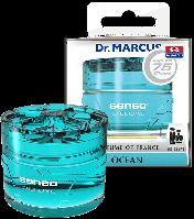 Автоосвежитель Dr. Marcus Senso Deluxe - Ocean, Ароматизатор автомобильный (Пахучка в салон авто)