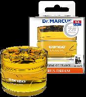 Автоосвежитель Dr. Marcus Senso Deluxe - Citrus dream, Ароматизатор автомобильный (Пахучка в салон авто)