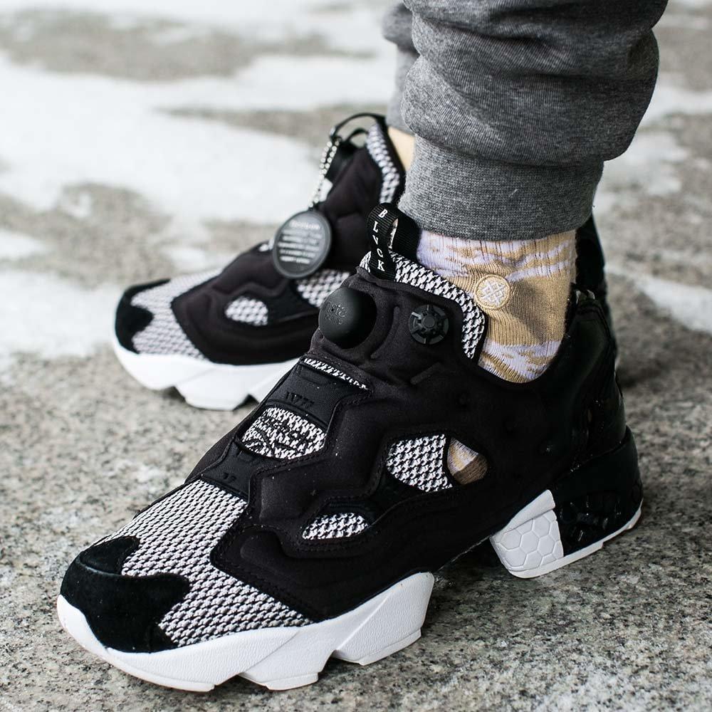134859e9 Оригинальные мужские кроссовки Reebok Instapump Fury OG x Black Scale