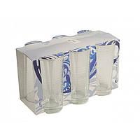Набор стаканов стекло (6 шт) 200 мл 3701 / Галерея /