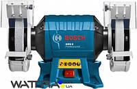 Электроточило - Bosch GBG 8 (600 Вт) (2 Шлифкруга) точильный станок