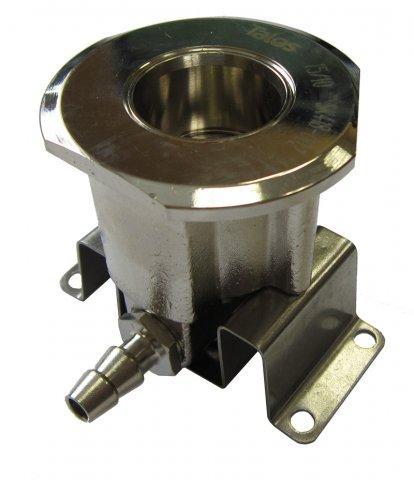 Промывочная головка для пивной линии тип F KeyKeg металл Lindr, Чехия
