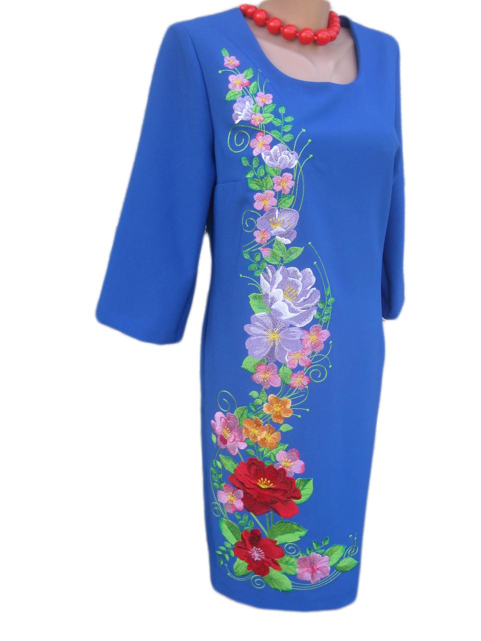 """Жіноче вишите плаття """"Мейклен"""" (Женское вышитое платье """"Мейклен"""") PD-0003"""