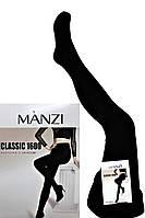 Теплые котоновые колготки Manzi