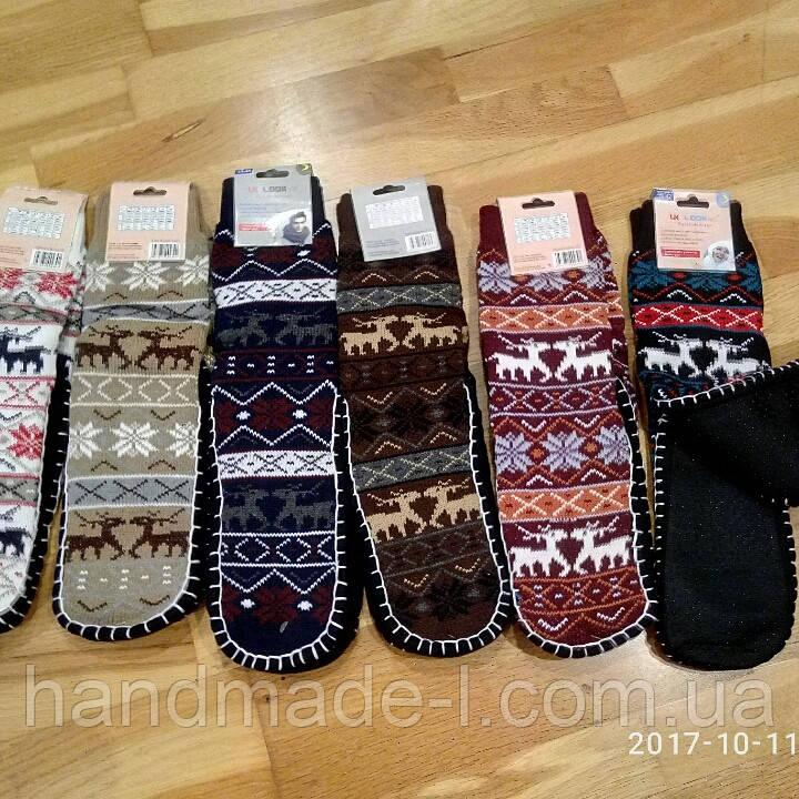 Шкарпетки зимові домашні р. 28-31, 32-35