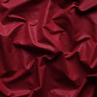 Плащевая ткань (плащевка) лаке  - цвет бордовый