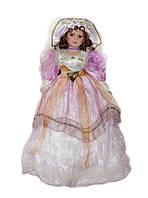 Фарфоровая кукла Дафна высотой 55 см в праздничной упаковке