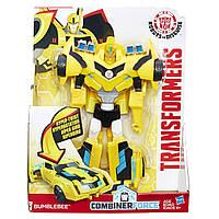 Трансформеры Роботы под прикрытием Бамблби  Transformers Robots in Disguise Combiner Bumblebee Figure