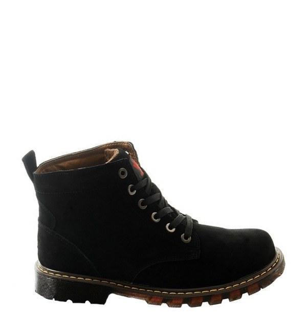 Кроссовки мужские Adidas Ransom Original Boot Black