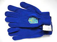 Перчатки мужские с гербом