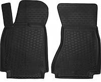 Коврики передние для Audi A6 2014- г. , Avto-gumm (Автогум) полиуретан