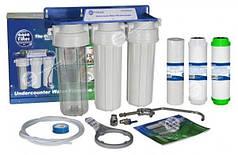 Проточный фильтр aquafilter FP3-K1  original