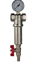 Латунный осадочные фильтры для воды Aquafilter FHMB34 original