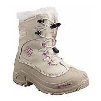 Ботинки Коламбия для девочек YOUTH BUGABOOT™ PLUS III OMNI-HEAT™ молочные BY1321 920