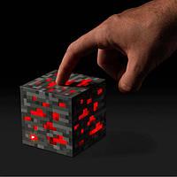 Ночник Minecraft - Redstone