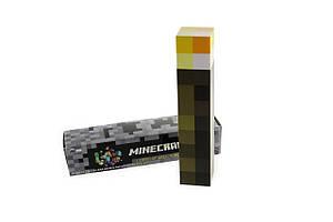 Факел-ночник Minecraft Torch