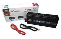 Автомобильный инвертор, преобразователь напряжения UKC 12/220 2000w