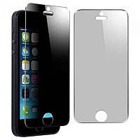 """Защитное глянцевое премиум стекло с фильтром конфиденциальности """"PRIVACY"""" iPhone 7 Plus /8Plus (5.5"""")"""