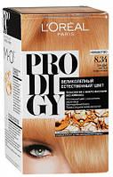 Краска для волос Loreal PRODIGY 8.34  (Сандал), фото 1