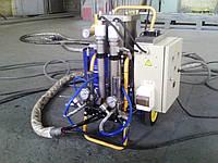 Установка ППУ для литья ульев