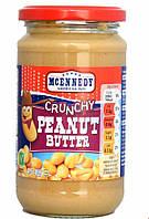 Арахисовая паста с кусочками арахиса Mcennedy peanut butter Crunchy 454g