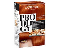 Краска для волос Loreal PRODIGY 7.40 (7.4) Огненный агат, фото 1