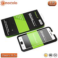 Захисне скло Mocolo Xiaomi Mi 5s Full cover (White), фото 1