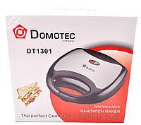 Бутербродница сэндвичница Domotec DT-1301