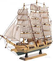 Яхта парусная декоративная CUTTY SARK 38 см 271-091