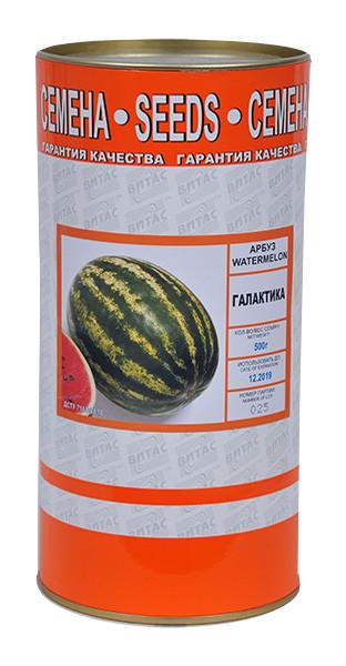Семена арбуза Галактика 500 г, ТМ Витас
