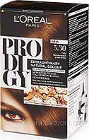 Краска для волос Loreal PRODIGY 5.30 (Золотисто-коричневый), фото 1