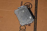 Блок управления двигателем ЭБУ Bosch EDC16C34