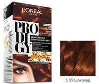 Краска для волос Loreal PRODIGY 5.35 (Шоколад), фото 1