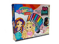 Краски для волос 10 цветов микс (Краски для волос 10 цветов)