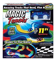 Гоночная трасса-конструктор Magic Tracks 165 деталей