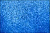Бумага крепированная 50x200 см синий