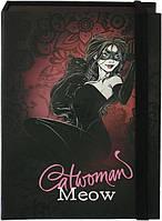 Коробка с резинкой S Женщина-кошка (Meow) красный 115х167х37 мм