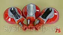 """28510 Пневмо ОШМ 150мм """"под мешок"""" орбита 8мм 5/16"""" + оправка 20465 + адаптор 20453, фото 2"""