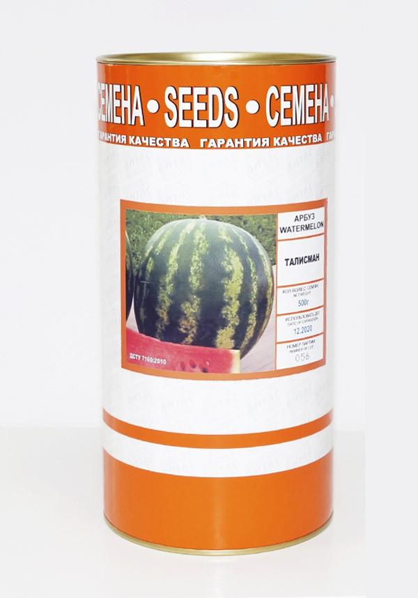 Семена арбуза Талисман 500 г, ТМ Витас