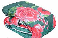 Одеяло Шерстяное в  поликотоне полуторное только оптом без чемодана, фото 1