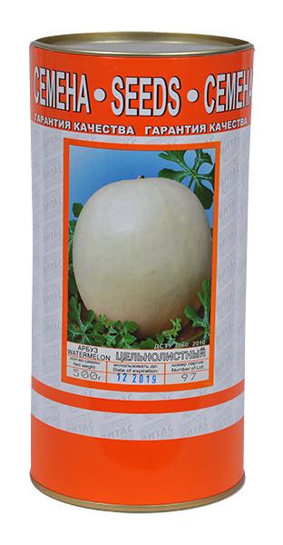 Семена арбуза Цельнолистный 500 г, ТМ Витас