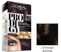 Краска для волос Loreal PRODIGY 3.0  (Темный шоколад), фото 1