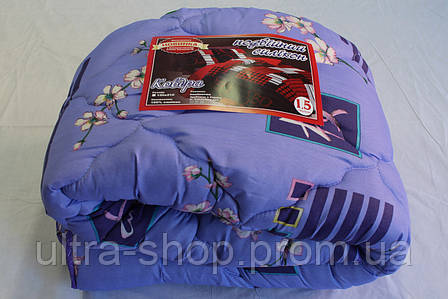 Одеяло двойной силикон полутороное оптом