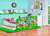 Полная комплектация детской комнаты