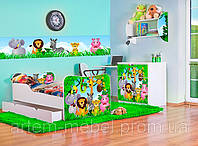 Nobiko Комплект детской комнаты 1
