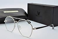 Имиджевые очки Dita 5578 серебро
