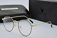 Имиджевые очки Dita 5968 золото черн