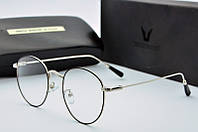 Имиджевые очки Dita 5968 серебро черн