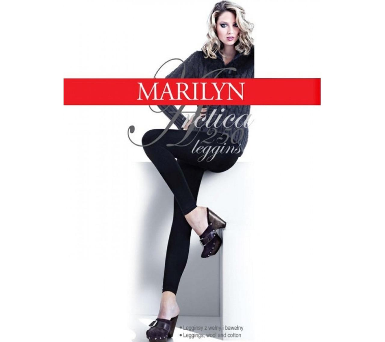 Махровые лосины Marilyn Arctica 250 леггинсы теплые